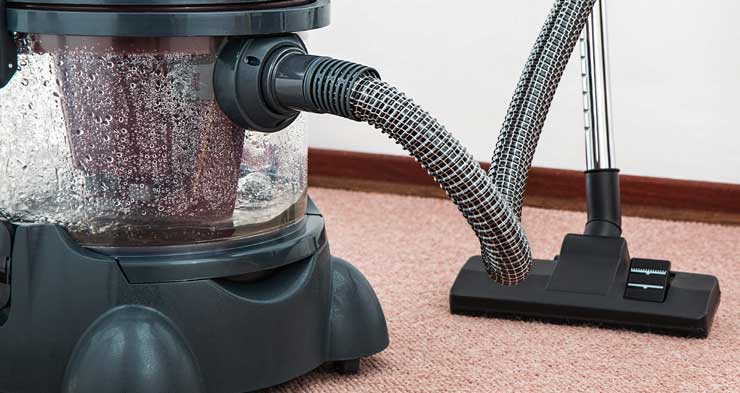 How Do You Clean Smelly Carpet at Home